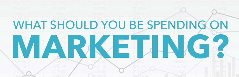 What should you be spending on marketing?